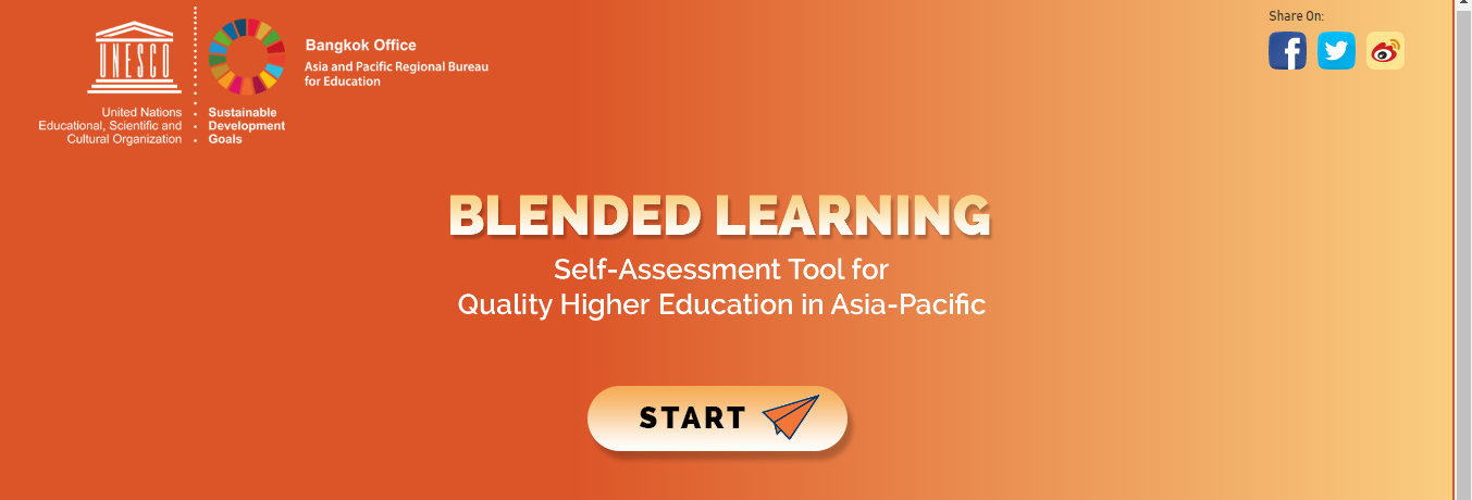 Blended Learning Self-Assessment Tool
